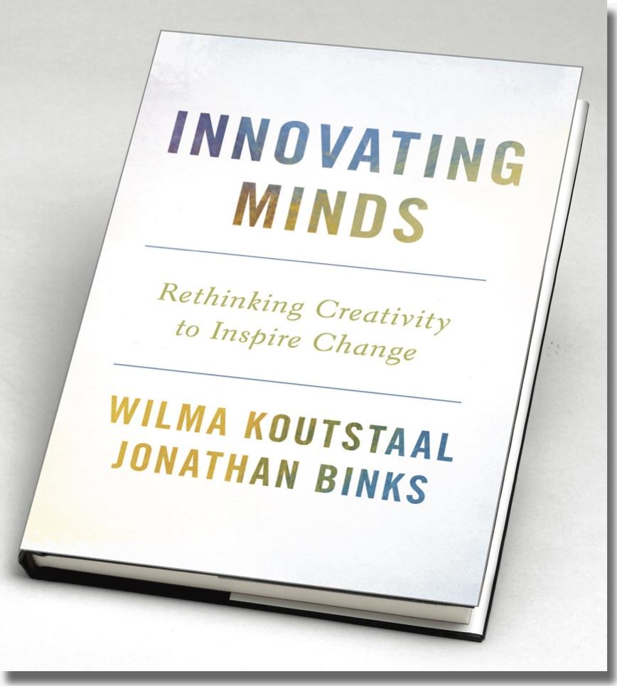 book innovating minds innovatingminds4change